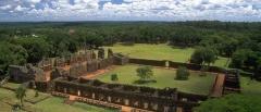 The Iguazu Falls - San Ignacio Ruins