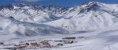 Mendoza and the Wine region - Mountains
