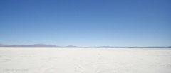 Salta and the Northwest - Salt flats