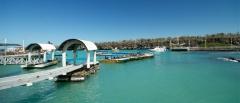 Puerto Ayora pier