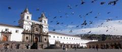 Quito - Plaza de San Francisco
