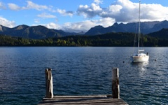 Wine and Culture - Peninsula Petit lake-view