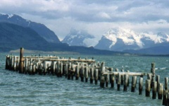 Chile - Lake