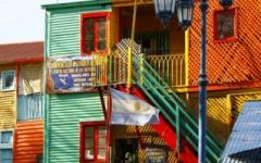 What to do in Argentina - La Boca, BA